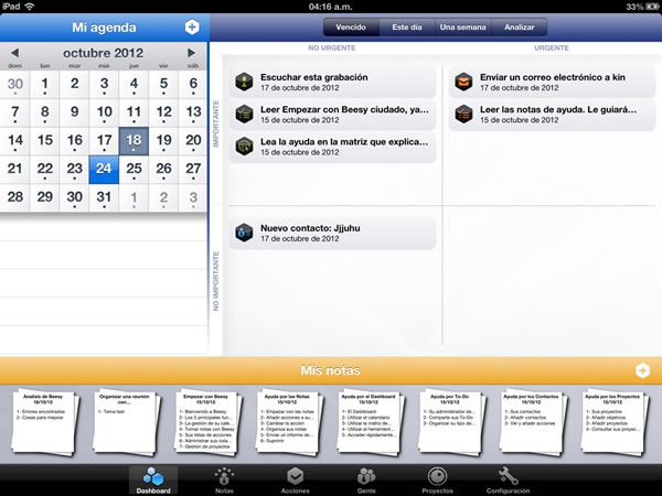 Review beesy app para tomar notas de nivel profesional for App para disenar muebles ipad