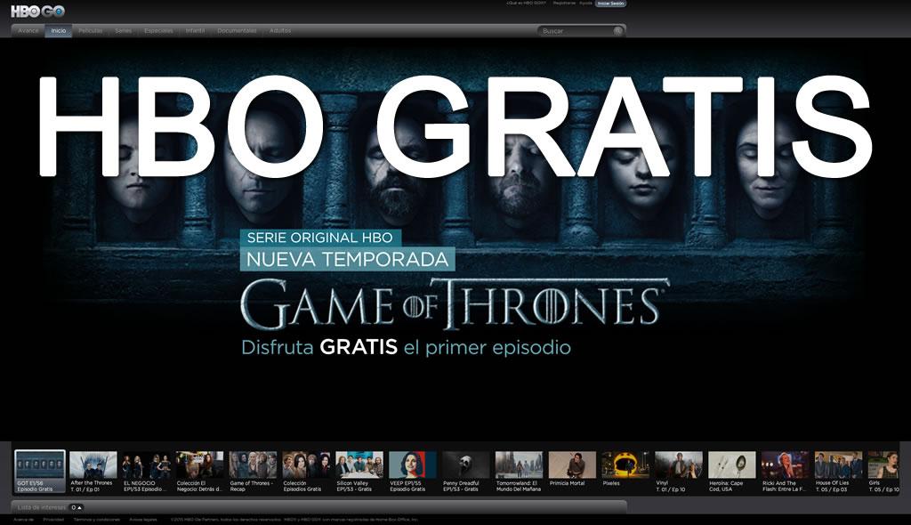 Hbo Online Gratis