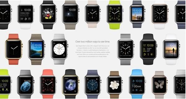 apple watch - modelos