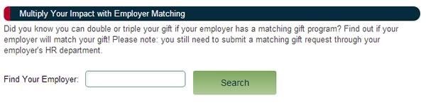 como donar a la asociacion ALS ELA por el IceBucketChallenge - multiply your impact with employer matching