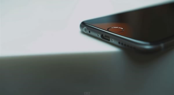 iphone 6 nuevo video filtrado - conector lightning
