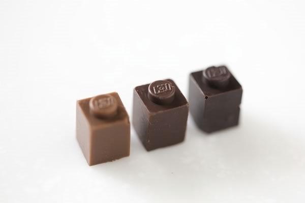 lego chocolate funcionales y comestibles - 01