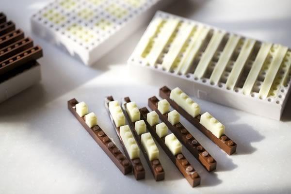 lego chocolate funcionales y comestibles - 03