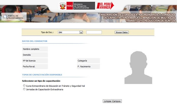 ministerio-de-transportes-inscripcion-cursos-capacitacion