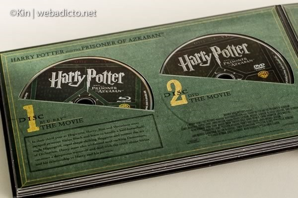 review bluray harry potter hogwarts collection-7480