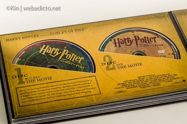 review bluray harry potter hogwarts collection-7481