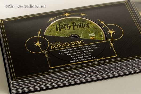 review bluray harry potter hogwarts collection-7486