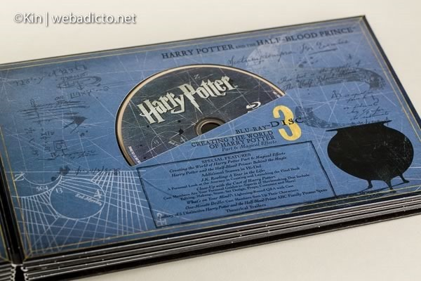 review bluray harry potter hogwarts collection-7490