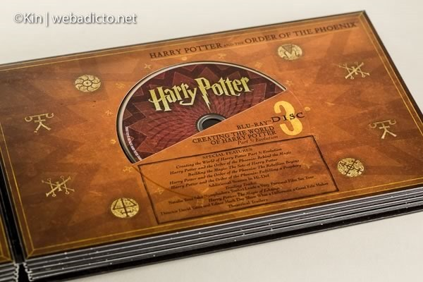 review bluray harry potter hogwarts collection-7491