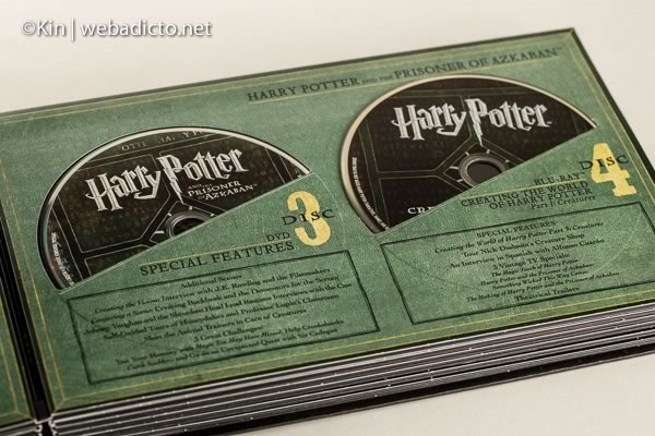 review bluray harry potter hogwarts collection-7493