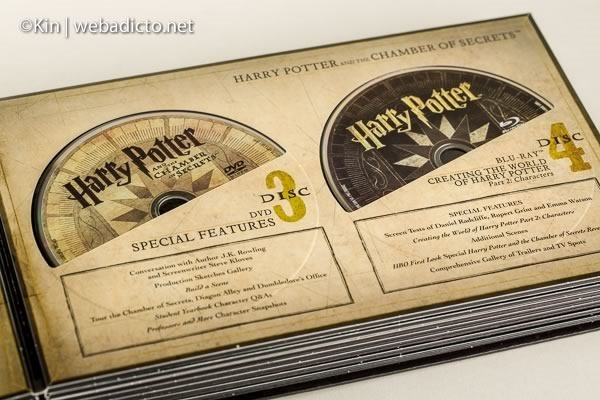 review bluray harry potter hogwarts collection-7494
