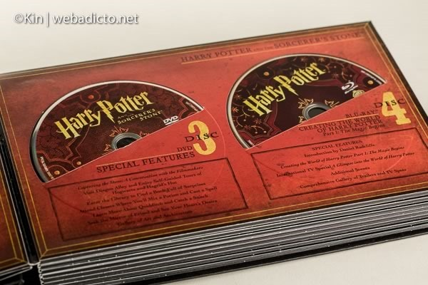 review bluray harry potter hogwarts collection-7495
