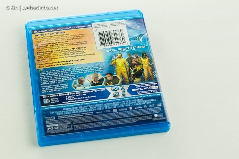 review guardians of the galaxy bluray-9236
