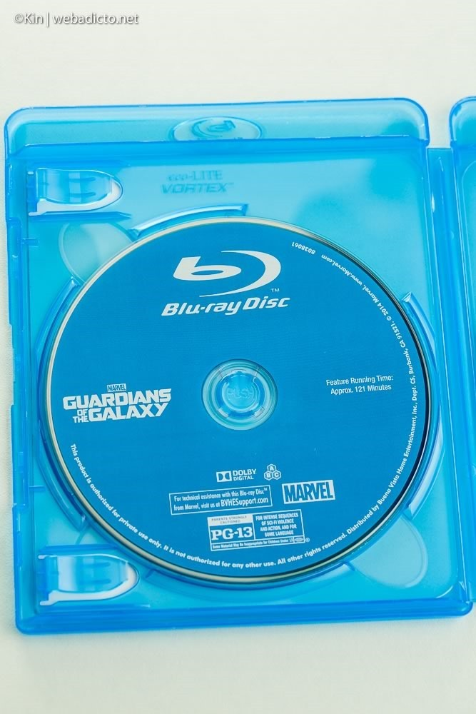 review guardians of the galaxy bluray-9238