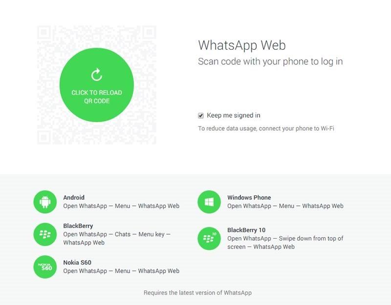 whatsapp para pc mac plataforma web