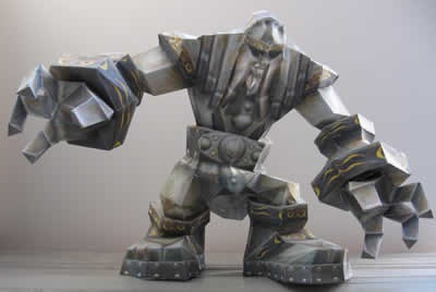 wow-papercraft-golemstone